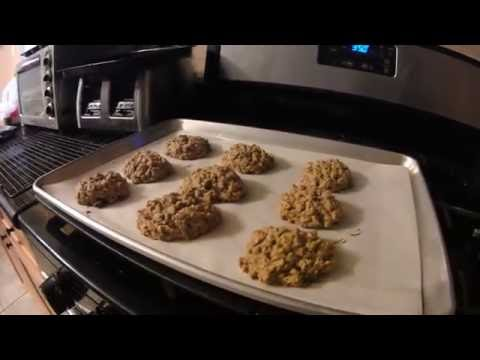 Soft Chewy Oatmeal Cookies - Made from Scratch