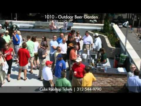 1010 Waveland - Chicago Cubs Rooftop Tickets Rooftop Seats