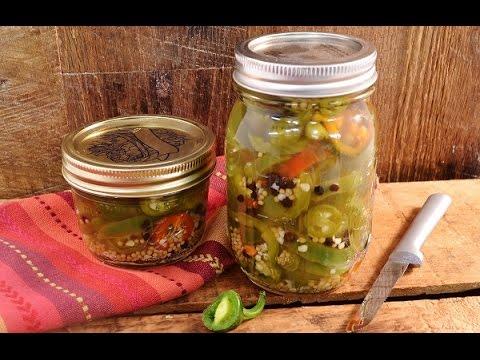 How to Make Pickled Jalapenos | RadaCutlery.com