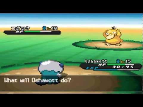 Pokemon Black 2 & White 2 Download ENG DS ROM + Pc Emulator