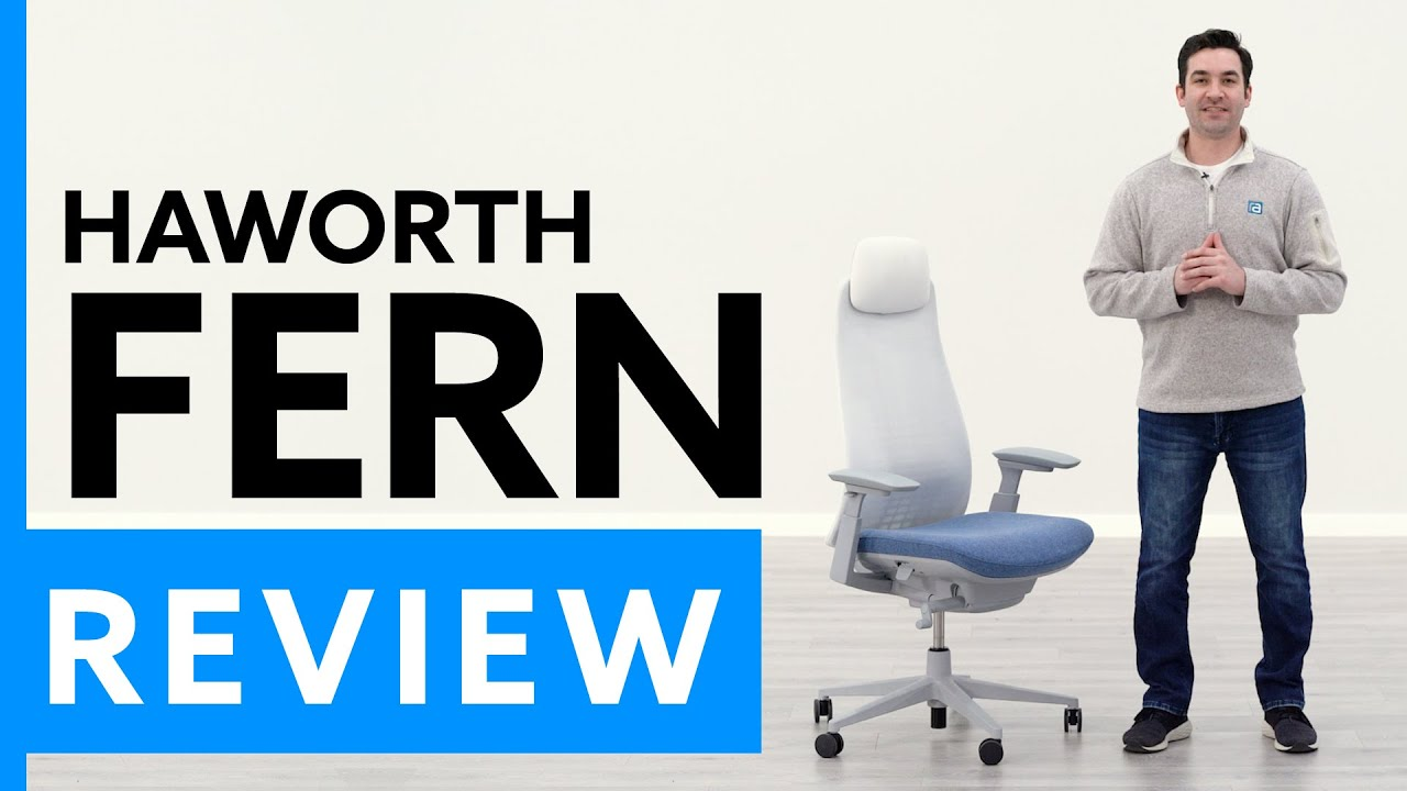 Haworth Fern Office Chair Review