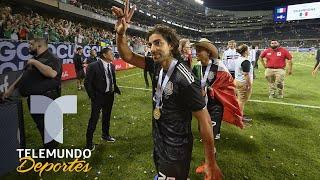 El siete que enorgullece al Tri que brilló en Copa Oro | Telemundo Deportes