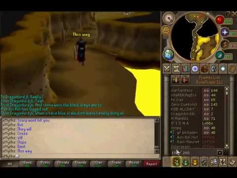runescape- how to get a dusty key