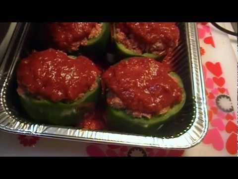 Classic Stuffed Peppers Recipe ~ Noreen's Kitchen