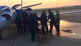 Transport Team Delivers Babies in Wake of Hurricane Harvey