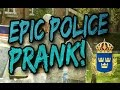 Epic Police Prank