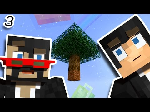 Minecraft: Sky Factory Ep  3 w/ X33N - THE GRINDER