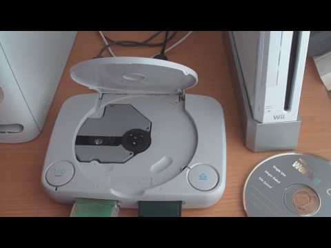Play PS1 Backup discs  |  Double swap trick