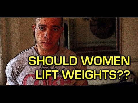 Should Women Lift Weights?! * * * Twitter: @FittaTV * * *