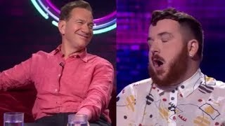 Michael Portillo destroys feminist gay man