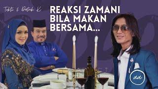 Zamani Duduk Semeja Bersama Datuk Siti Nurhaliza & Datuk K