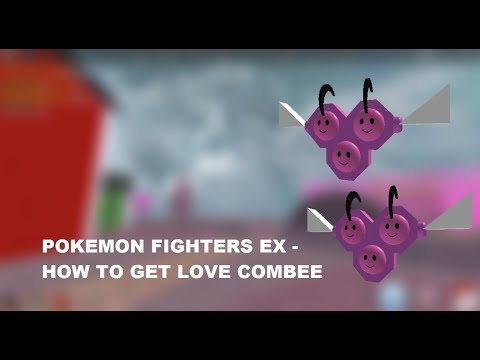 Pokemon Fighters EX - How to get Love Combee