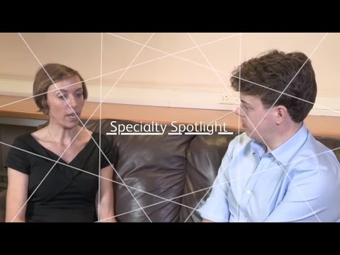 Specialty spotlight - neurology
