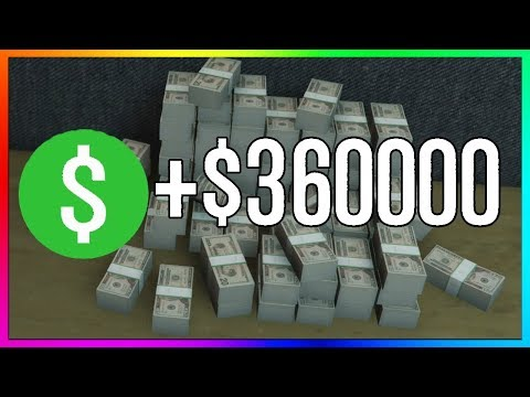 How To Make $360,000 EASY PER HOUR in GTA 5 Online | NEW Best Fast Unlimited Money Guide/Method 1.42