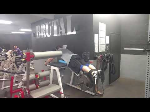 Brutal Iron Gym - Balancing Your Exercise Choices for Maximizing Strength & Size (see description)