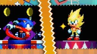 Sonic Mania Sonic 3Master Mod Videos - votube net