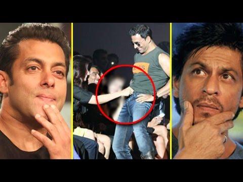 Akshay Kumar Has A Bigger Size Than Salman Khan, Shah Rukh Khan