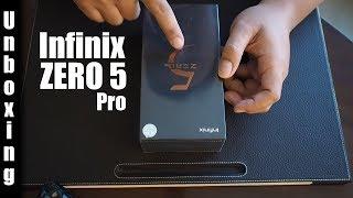 Unboxing : Infinix Zero 5 Pro