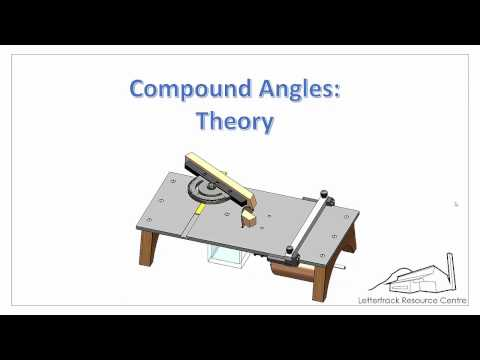 How to calculate compound cuts