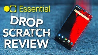 Essential Phone - Review, Drop, and Scratch Test!!