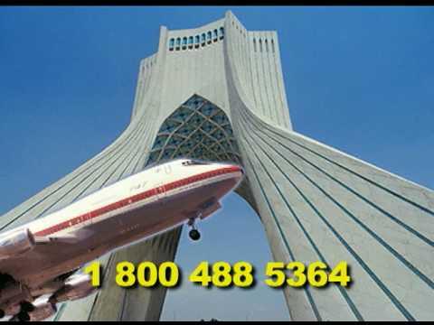 IRAN TICKET