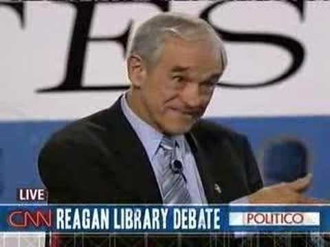 Ron Paul Slams Republican Warmongers