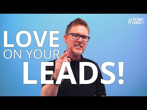 How to Increase Lead Conversion  | #TomFerryShow Episode 101