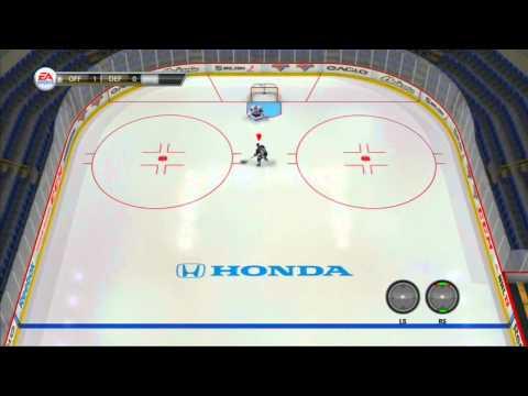 NHL 13: Quick Tips Ep. 1- Fake Shot/Fake Pass