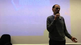 Alberto Bentoglio - Storia del teatro e dello spettacolo - Lezione del 3 Dicembre - PARTE 1