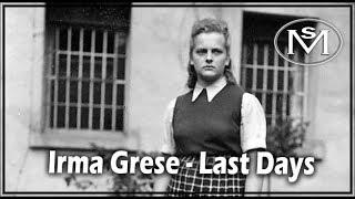 Irma Grese - Female Criminals of the 40