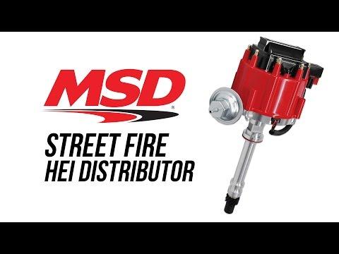 MSD Street Fire HEI Distributor