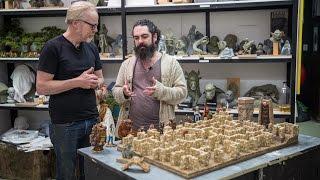 Weta Workshop Sculptor