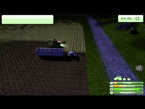 Farming Simulator 2013 - How to Farm Corn and make Silage, Tutorial