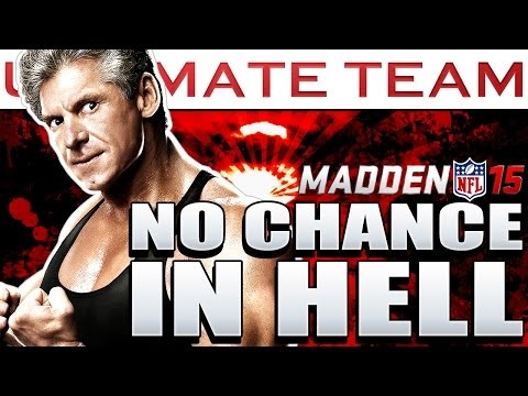 Toying With This Guy | Madden 15 Ultimate Team Gameplay | No Chance In Hell