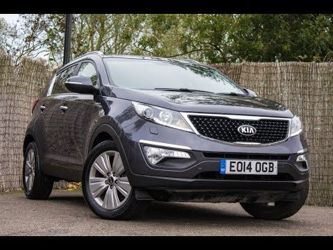 KIA SPORTAGE FOR SALE AT CLEARWATER AUTOMOTIVE IN ESSEX
