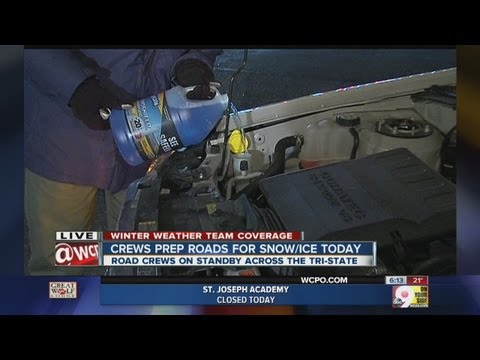 Tips to keep your car winter-ready