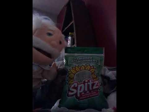 Spitz Sunflower Seeds (Seasoned)