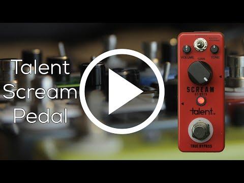 Talent Scream Pedal