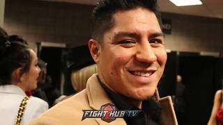 """JESSIE VARGAS """"AT 40 IM SURPRISED PACQUIAO CAN PERFORM AT THAT LEVEL!"""""""