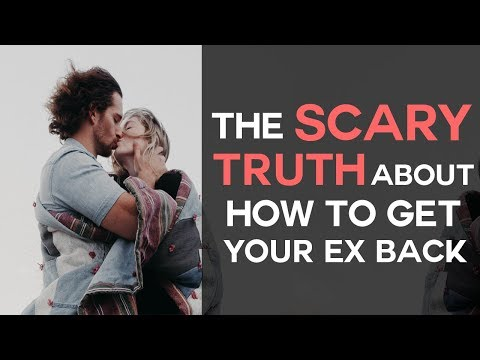 Want to Know How to Get Your Ex Back? Get Yourself Back First!