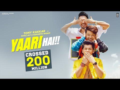 Xxx Mp4 Yaari Hai Tony Kakkar Siddharth Nigam Riyaz Aly Happy Friendship Day Official Video 3gp Sex