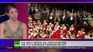"""""""Great Repeal Bill must be amended or no democratic accountability"""""""