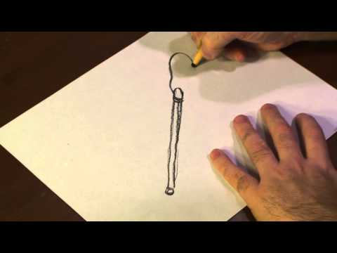 How Do I Draw Lacrosse Sticks?