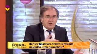 Radyoterapi ve Kemoterapi Sonrası Kereviz ve Ispanak Kürü - DİYANET TV