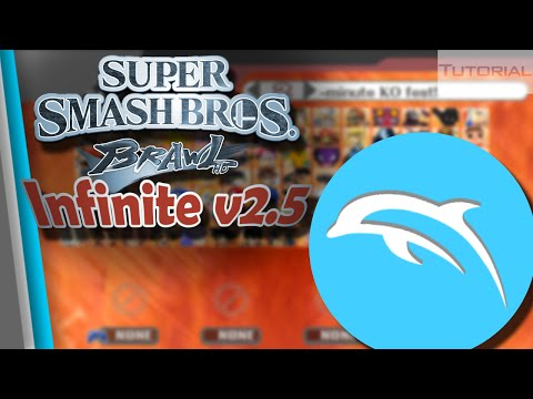 How to Install Super Smash Bros Brawl INFINITE [Dolphin Edition]