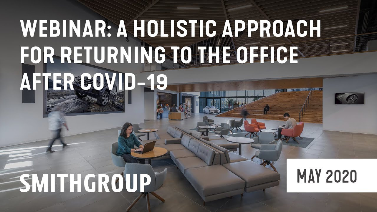 A Holistic Approach for Returning to the Office After COVID-19