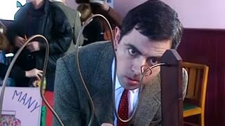 Metal Wire Game | Funny Clip | Classic Mr. Bean