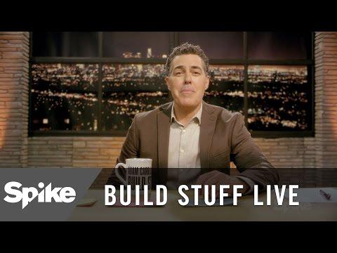 'Adam Carolla And Friends Build Stuff Live' Sneak Peek