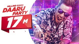 Daaru Party (Full Audio Song) | Millind Gaba | Punjabi Song Collection | Speed Records