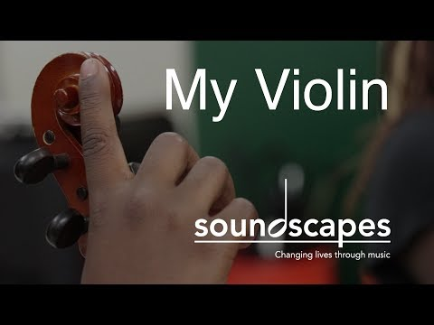 My Violin - Soundscapes